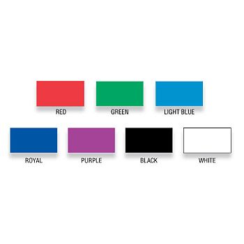 Rectangle Inventory Labels - 3 x 9