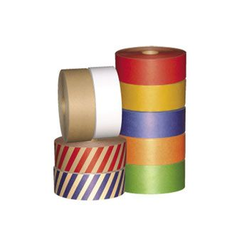 Pre-Printed Kraft Tape - 72mm x 450', Fragile/Handle W/Care Tape - 10 / Case - thumbnail view