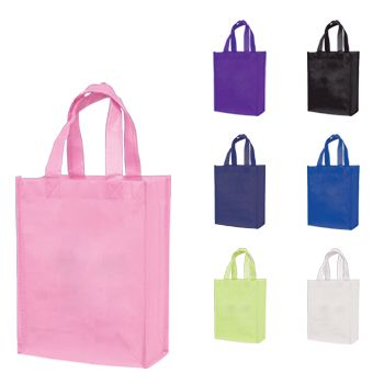 Gloss Laminated Totes - thumbnail view
