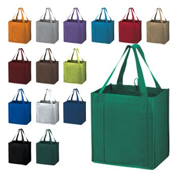 Y2K Heavy Duty Grocery Bags - icon view