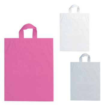 Soft Loop Handle Bags - 18 X 18 X 4