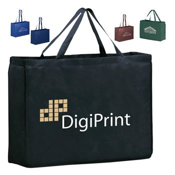 Non-Woven Over The Shoulder Y2K Tote Bag