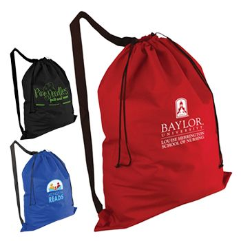 Imprinted Laundry Bags