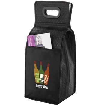 Imprinted Isulated Wine Bags