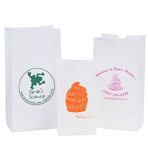 Imprinted SOS Bags