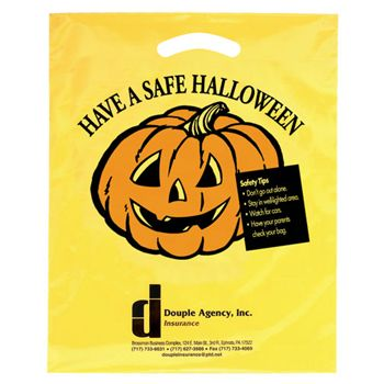 Have a Safe Halloween Bags