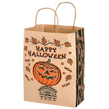Halloween Bags - Leaves - thumbnail view