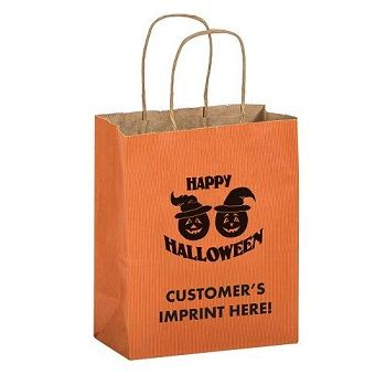 Halloween Bags - Pumpkins - thumbnail view