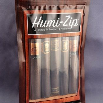 Humi-Zip Display Stand