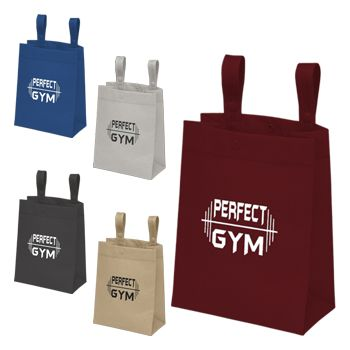 Imprinted Hang Around Bags - thumbnail view