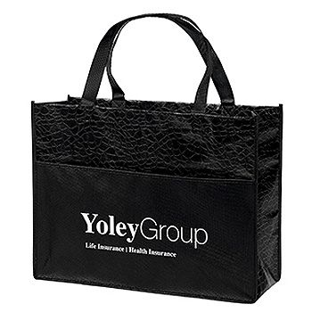 Imprinted Laminated Totes