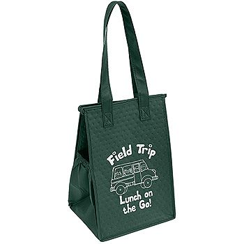 Imprinted Thermo Super Snack Totes