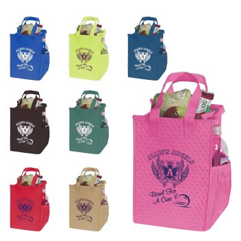 Imprinted Thermo Snack Totes