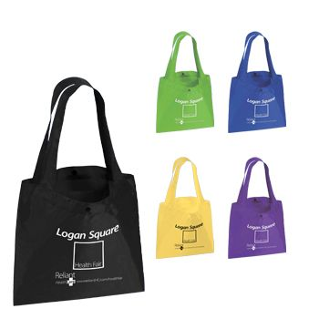 Imprinted Josie Poly Tote