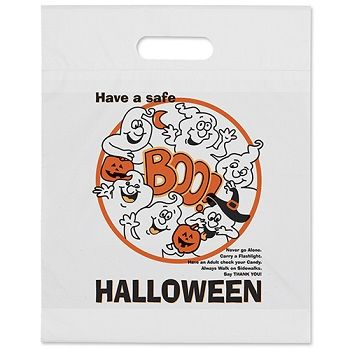 Halloween Bags - BOO Ghost Bag