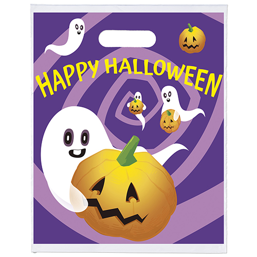 Purple Daze Happy Halloween Bags