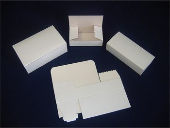 White Alligator Candy Boxes