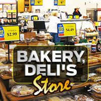 By Industry (Retail:Bakery, Deli's Stores)