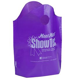 Custom Frosted Superwave Bags