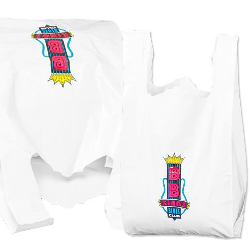 Custom T-Shirt Bags - thumbnail view