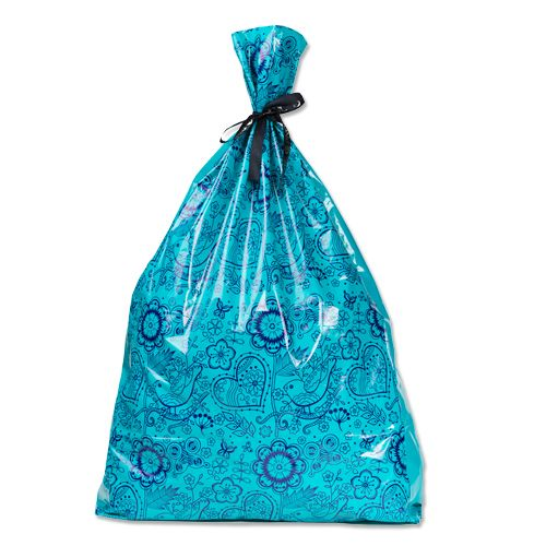 Peace n Love Print - Jumbo Bag - thumbnail view