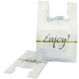 Enjoy Print - T-Shirt Bags