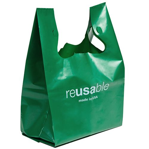 Reusable Print - T-Shirt Bags - thumbnail view