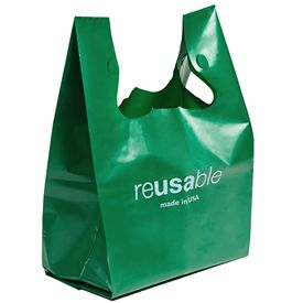 Reusable Print - T-Shirt Bags