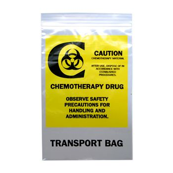 Chemo Transfer Bags - thumbnail view