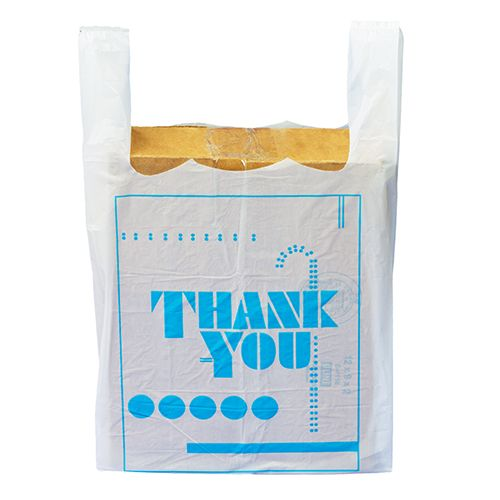 Thank You T-Shirt Bags - detailed view