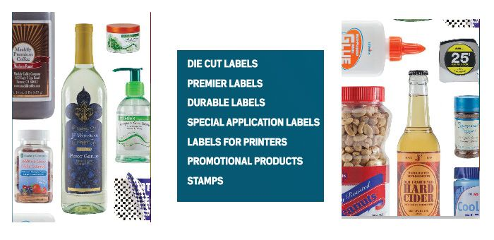 Custom Printed Labels and Tags