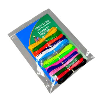 Polypropylene Reclosable Bags - thumbnail view