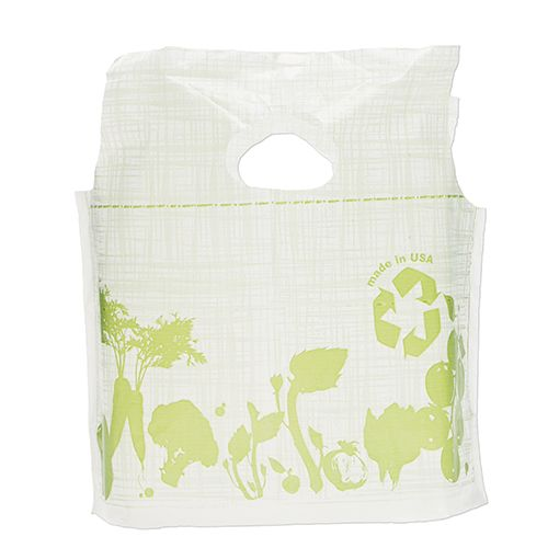 Grab and Go Bags - Vegetable Print - thumbnail view