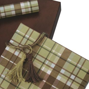 Gift Wrap Masculine - detailed view