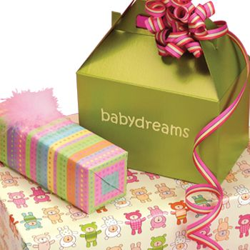 Gift Wrap Valentine/Baby - icon view