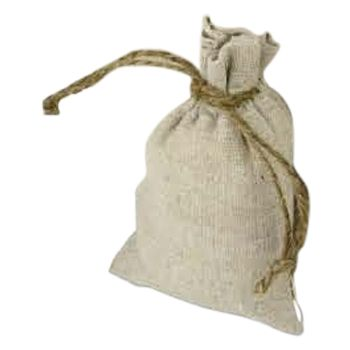 Linen Bags W/ Hemp Cord - icon view
