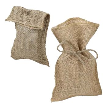 Burlap & Jute Bags - detailed view