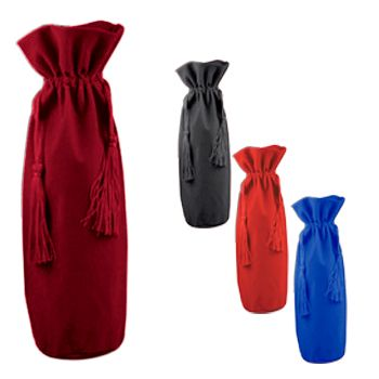Velvet Wine Bags - icon view