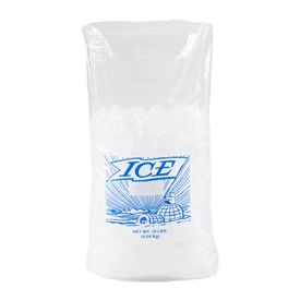 Printed Metallocene Ice Bags