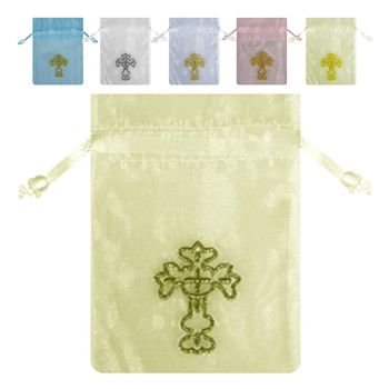 Embroidered Cross Bags - icon view