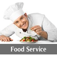 By Industry (Food Service)