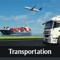 By Industry (Transportation:Bags For Transportation)