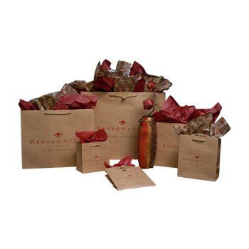 Kraft Eurotote Paper Bags