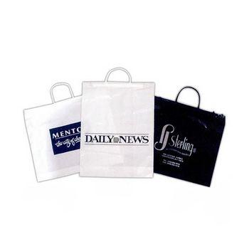 Imprinted Snap Handle Bags