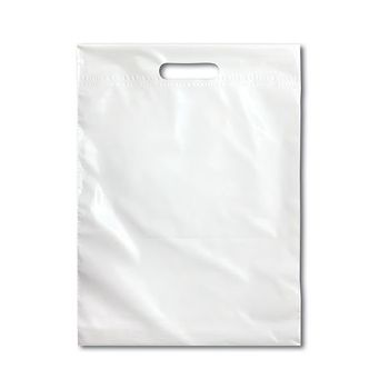 Imprinted Oxo-Biodegradable FoldOver Bag