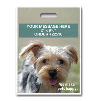 Full Color Stock Design - Pet Friendly 1