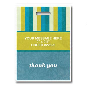 Full Color Stock Design - Thank You 4