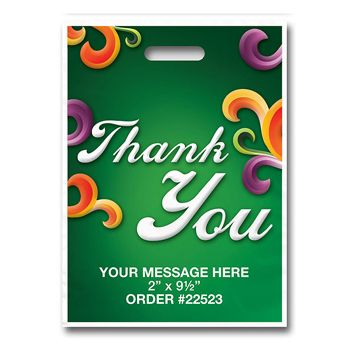 Full Color Stock Design - Thank You 5