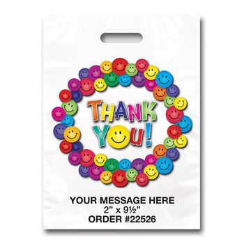 Full Color Stock Design - Thank You 8