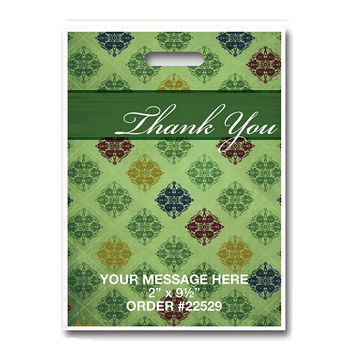 Full Color Stock Design - Thank You 11